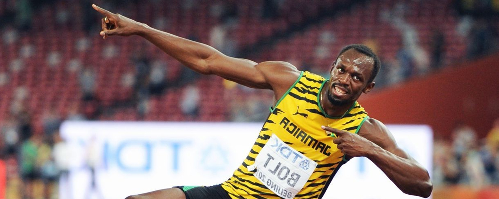 Usain Bolt vs. Your Site Load Time - What's Quicker?