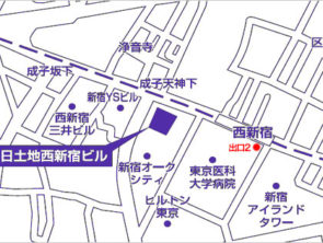 CDNetworks Japan Office Map