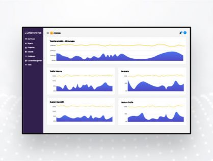 CDNetworks Launched CDN360